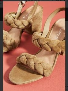 Anthropologie Silent D  heels